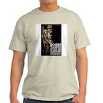 Books Wanted Poster Art Ash Grey T-Shirt