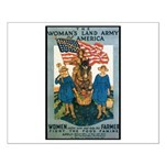 Woman's Land Army Small Poster