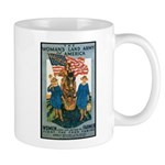 Woman's Land Army Mug