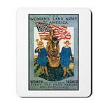 Woman's Land Army Mousepad