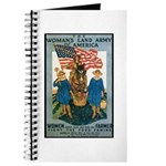 Woman's Land Army Journal
