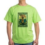 Woman's Land Army Green T-Shirt