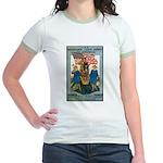 Woman's Land Army Jr. Ringer T-Shirt