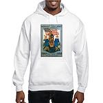Woman's Land Army Hooded Sweatshirt