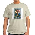 Woman's Land Army Ash Grey T-Shirt