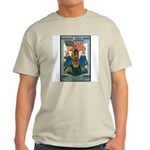 Woman's Land Army (Front) Ash Grey T-Shirt
