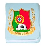 Portugal soccer Infant Blanket