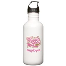 Worlds Best Employee Water Bottle