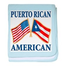 Puerto rican pride Infant Blanket