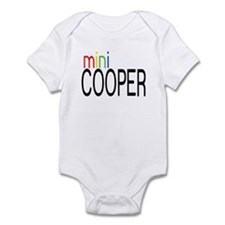 mini Cooper Infant Bodysuit