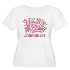 Worlds Best Journalist T-Shirt
