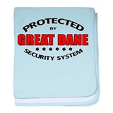 Great Dane Security Infant Blanket