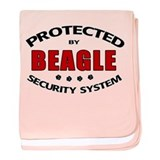 Beagle Security Infant Blanket