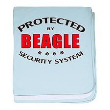Beagle Security Infant Blanket