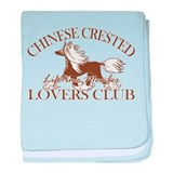 Crested Lovers Club Member Infant Blanket