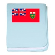 Ontario Infant Blanket