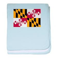 Maryland Infant Blanket