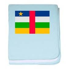 The Central African Republic Infant Blanket