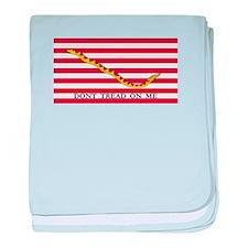 Naval Jack Infant Blanket
