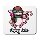 Flying Solo Mousepad