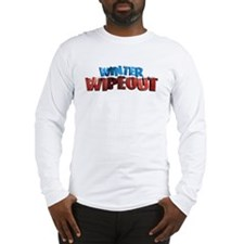 Winter Wipeout Long Sleeve T-Shirt