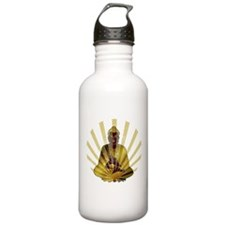 Riyah-Li Designs Vintage Buddha Water Bottle