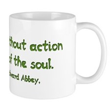 Sentiment Without Action Mug