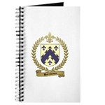 BARRILLEAUX Family Crest Journal