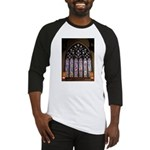 West Stained Glass Window Baseball Jersey