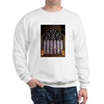 West Stained Glass Window Sweatshirt