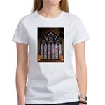 West Stained Glass Window Women's T-Shirt