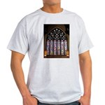 West Stained Glass Window Light T-Shirt