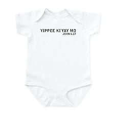 Yipee Ki Yay Infant Bodysuit