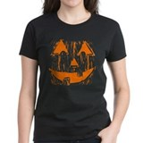 Women's Dark Pumpkin Costume