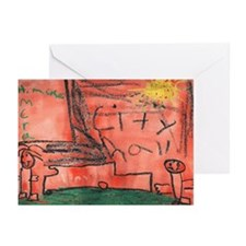 Tyree Vaughn Greeting Cards (Pk of 10)