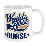 Worlds Best Nurse Coffee Mug
