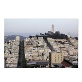 Coit Tower Postcards (Package of 8)