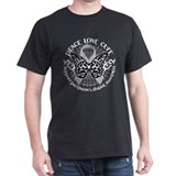 Parkinson's Disease Tribal Bu T-Shirt