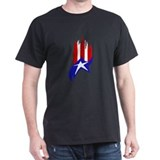 Black Bandera T-Shirt