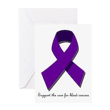 Leukemia & Lymphoma Greeting Card
