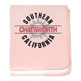 Chatsworth California Infant Blanket