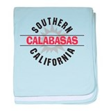 Calabasas California Infant Blanket