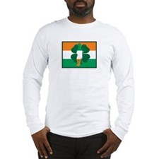 Irish Bagpipes  Long Sleeve T-Shirt