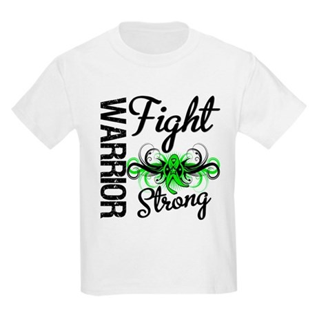 WarriorNonHodgkinsLymphoma Kids Light T-Shirt