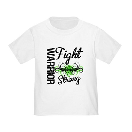 WarriorNonHodgkinsLymphoma Toddler T-Shirt