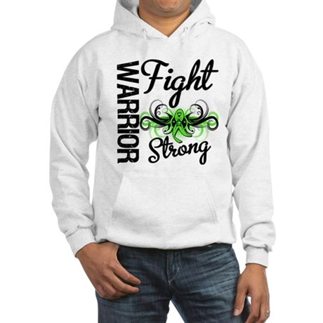WarriorNonHodgkinsLymphoma Hooded Sweatshirt