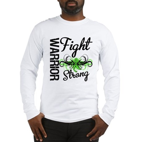 WarriorNonHodgkinsLymphoma Long Sleeve T-Shirt