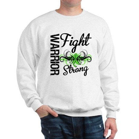 WarriorNonHodgkinsLymphoma Sweatshirt