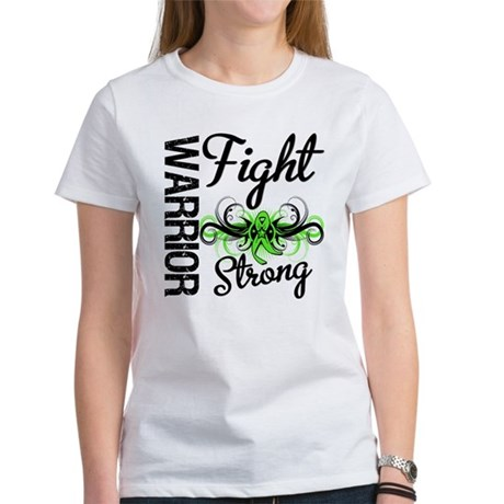 WarriorNonHodgkinsLymphoma Women's T-Shirt