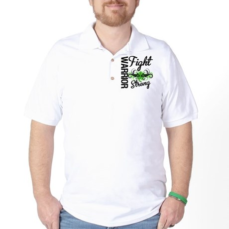 WarriorNonHodgkinsLymphoma Golf Shirt